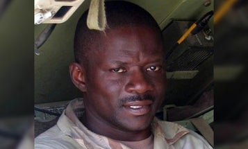 Trump signs law authorizing Medal of Honor to Alwyn Cashe for heroic vehicle rescue in Iraq