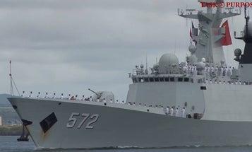 China's Military Buildup