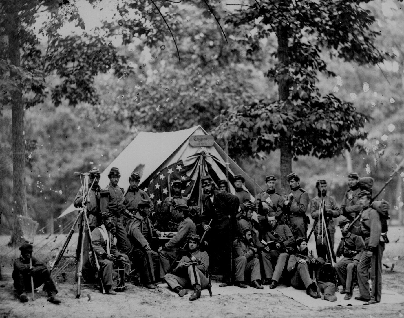 The secret history of Confederate post names the Army never wanted you to see