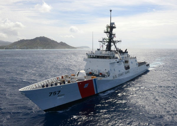 'We took care of our people' — How the Coast Guard nipped a COVID-19 outbreak in the bud