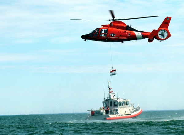 Michigan man threatened to ram Coast Guard gate to steal helicopter, police say