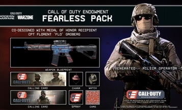 'Call of Duty: Modern Warfare' based its newest in-game kit on a Medal of Honor recipient