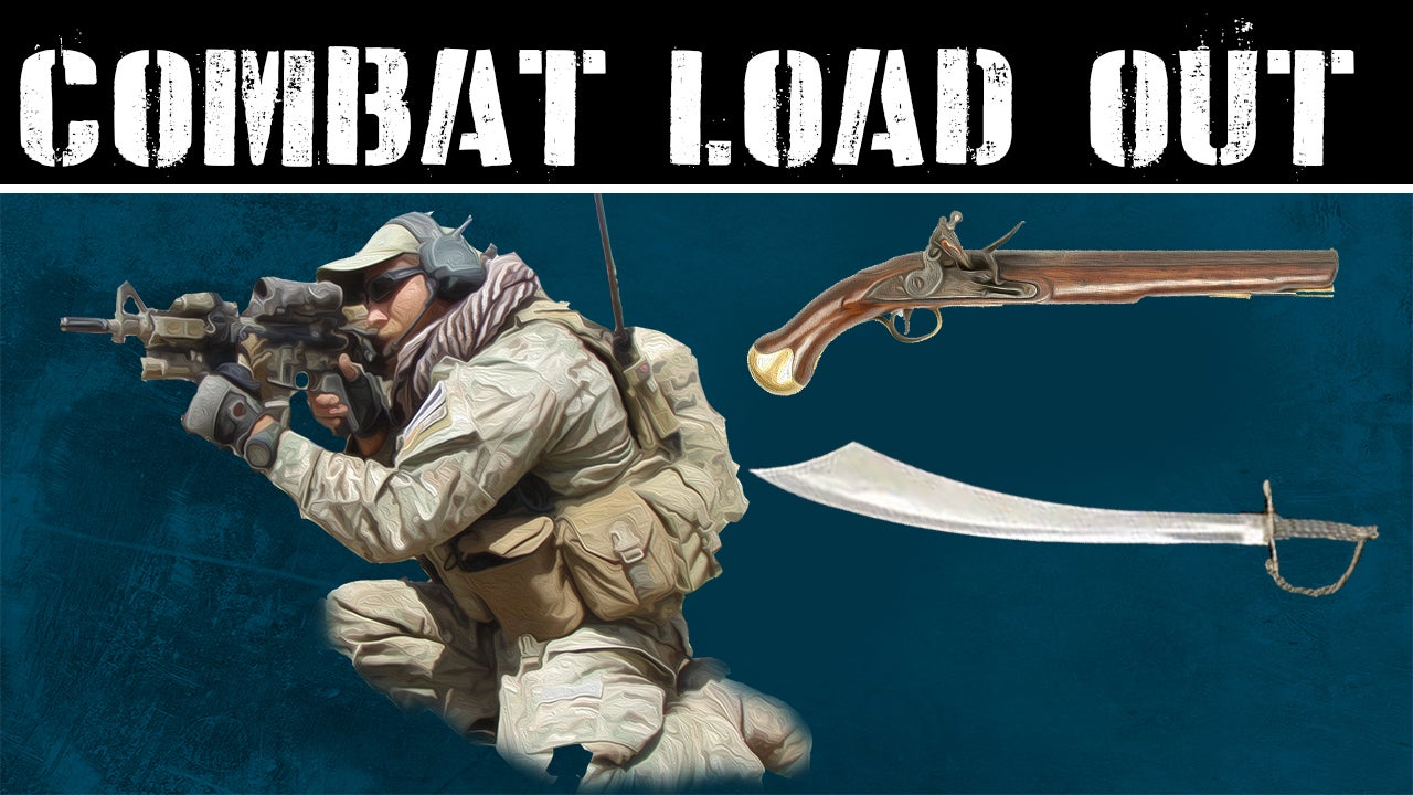 Which military in history had the best combat load out?