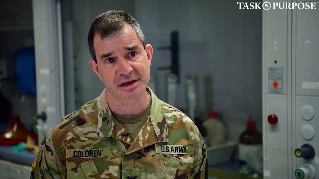 Army doctor shares what you need to know about the coronavirus