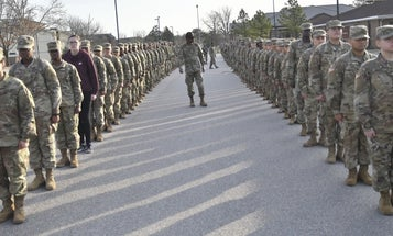 The military's cult of readiness is sabotaging its efforts to slow the spread of COVID-19