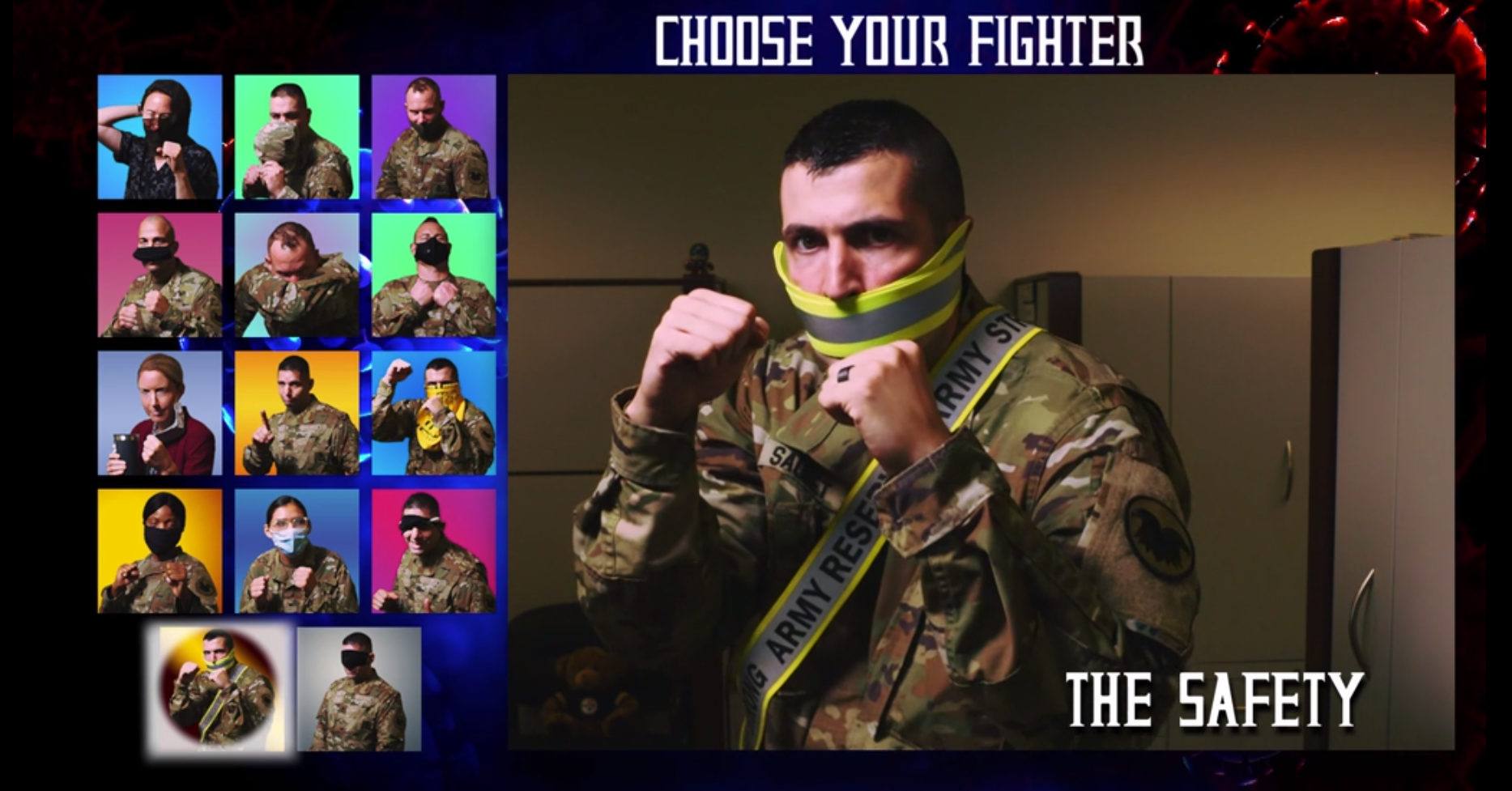 The Army wants you to test your might in COVID Kombat