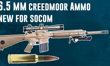 Is the 6.5 mm Creedmoor finally the one round to rule them All?