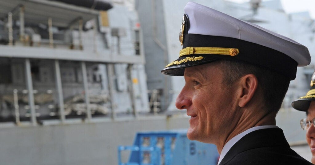 The Navy tried to cast Capt. Brett Crozier as a villain. New emails reveal how much support he really had