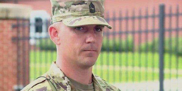 Meet the hero soldier who took down an active shooter with his truck on a Kansas bridge