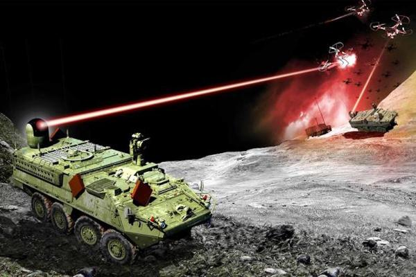 Here comes the Army's first laser battalion