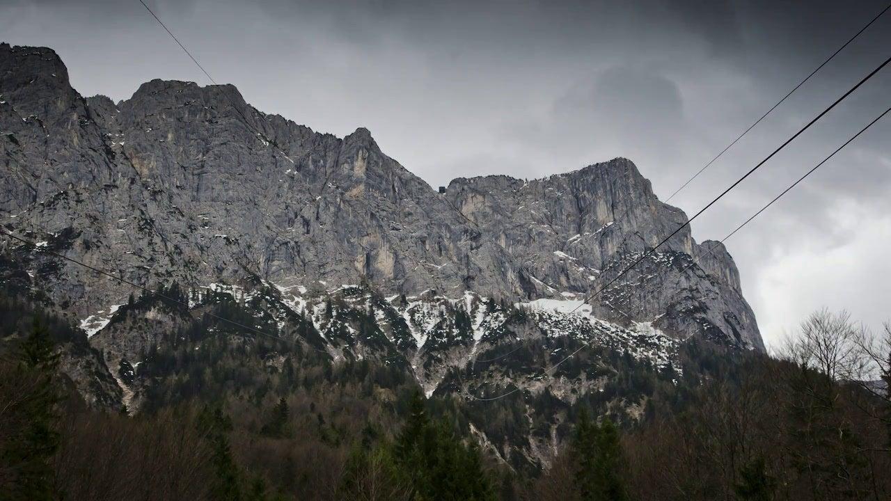 Mountain men train in Germany