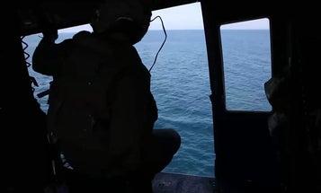 UH-1Y Huey Demonstration