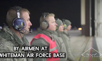 B-2 strike in Libya