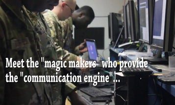 379th Expeditionary Communications Squadron links AOR warfighters
