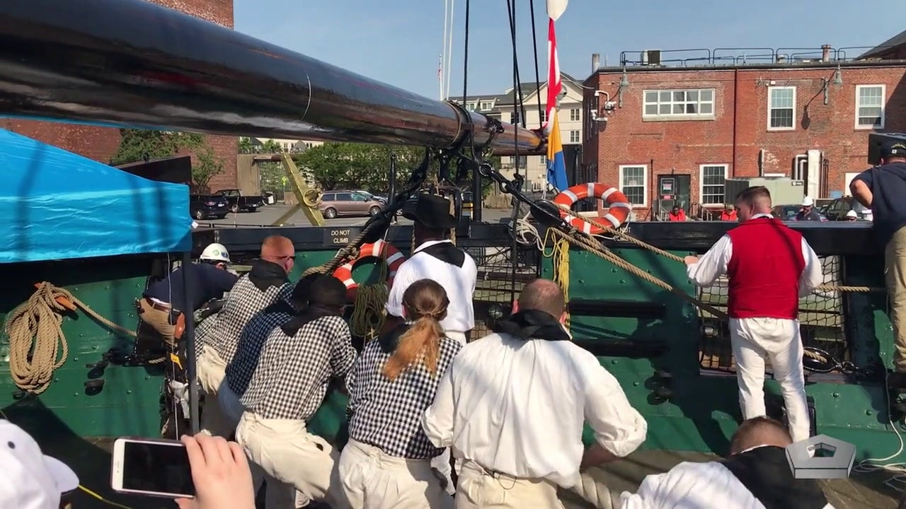 USS Constitution Independence Day Cruise