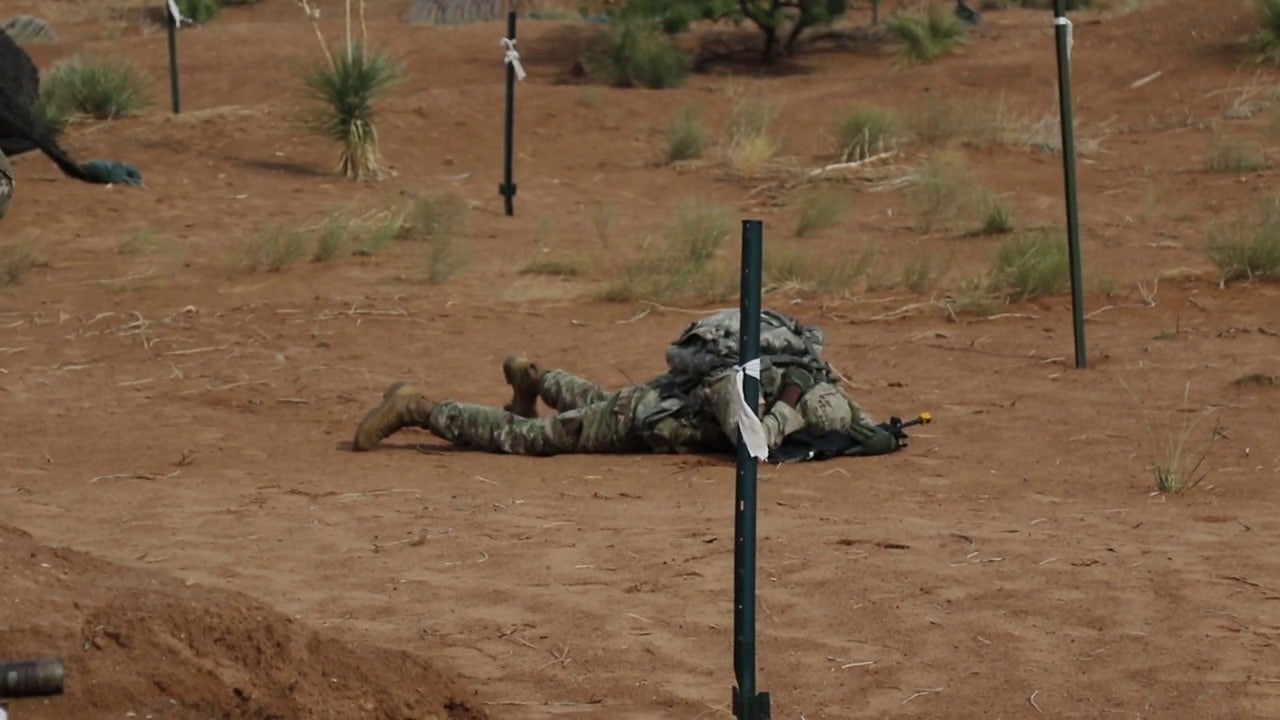 Army medics compete for Expert Field Medical Badge