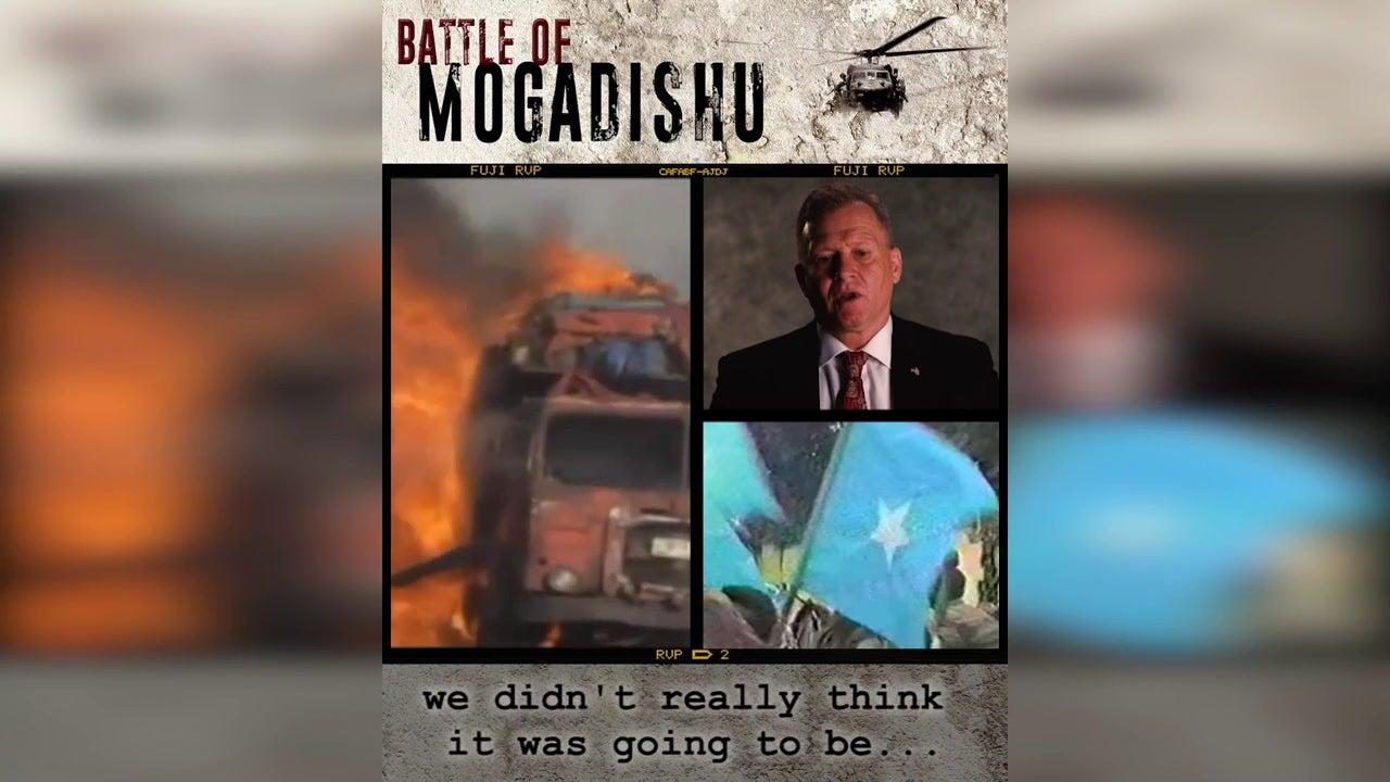 Legendary Delta Force soldier Norm Hooten remembers the Battle of Mogadishu