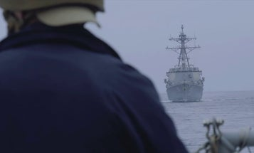 Navy All Hands: Destroyers