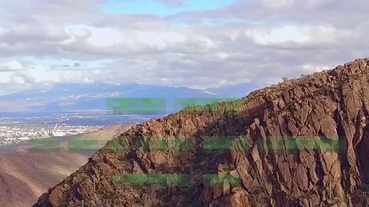 Green Berets, Long Range Desert Movement