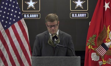 Army Secretary Ryan McCarthy addresses recent events at Fort Hood
