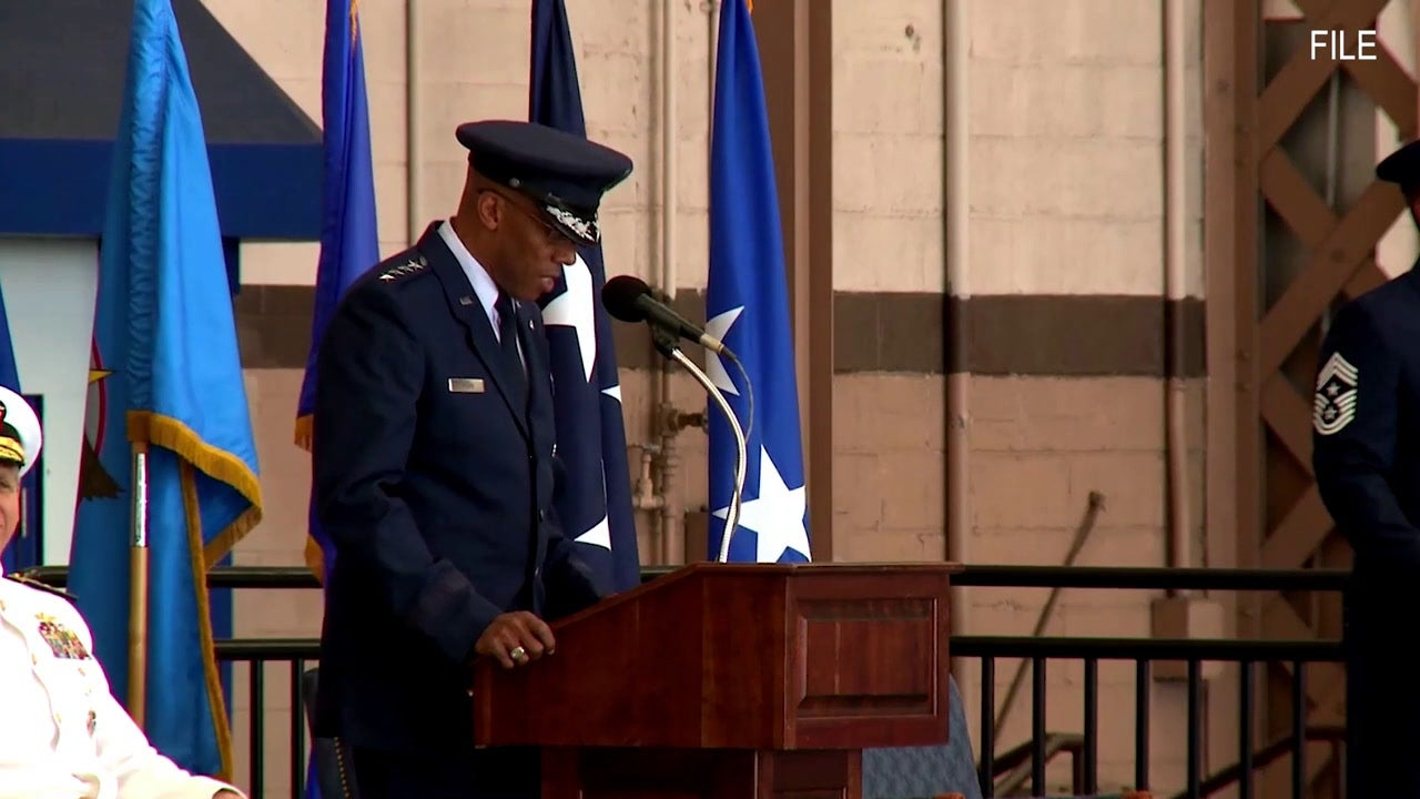 Air Force Gen. Brown: Accelerate Change or Lose