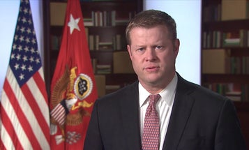 Army Secretary Ryan McCarthy on Preliminary Fort Hood Review Findings