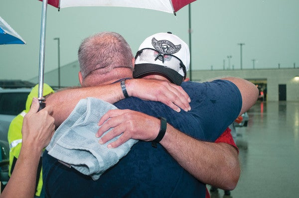 'It shook me' — Soldier returns from fifth deployment to a changed America