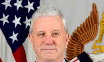 Army Undersecretary James McPherson to take over as Acting Navy Secretary