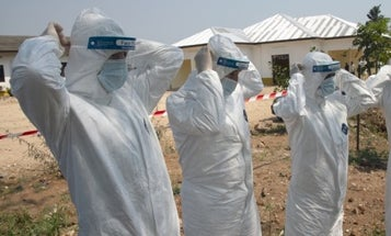 The US military is not the silver bullet in the fight against the coronavirus, Pentagon officials say