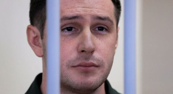 This former Marine could face 10 years in a Russian prison for a drunken incident he doesn't remember