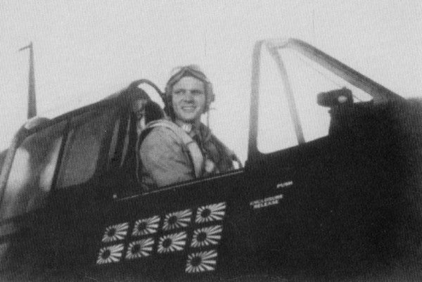 WWII ace who shot down 9 Japanese Zeroes passes away at 100 years old