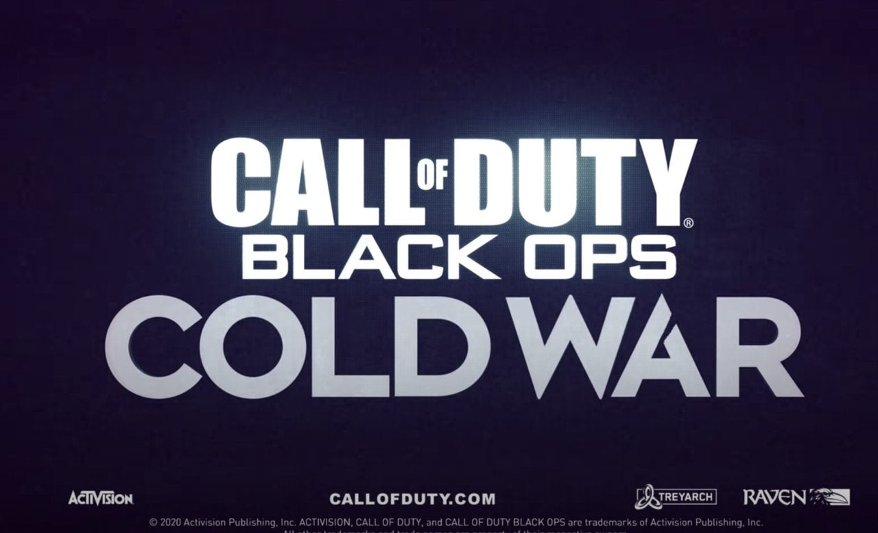 A teaser just dropped for the new 'Call of Duty: Black Ops' and I can't wait for the Cold War to heat up