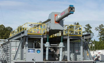 The Navy's electromagnetic railgun is officially dead