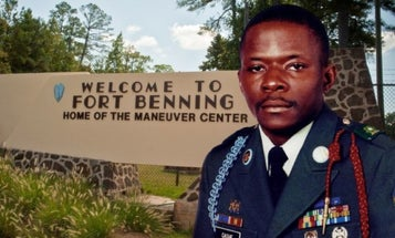 It's time to rename Fort Benning for Alwyn Cashe