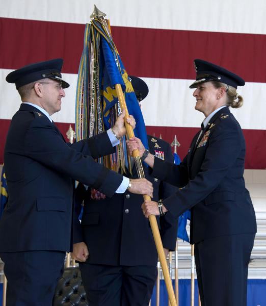 'There are no barriers' — Meet the first female commander of the 1st Special Operations Wing