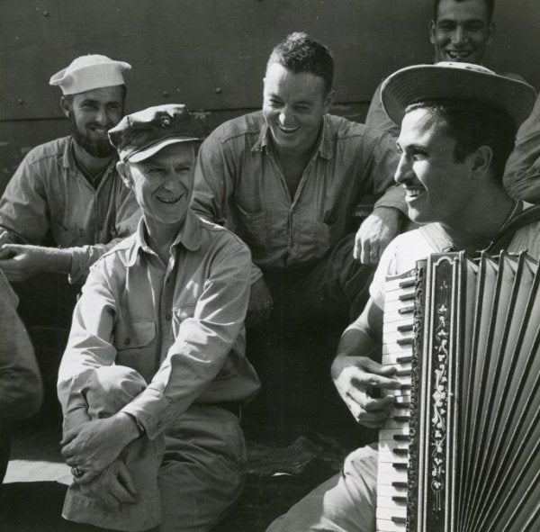 'I have had all I can take' — The final months of legendary war reporter Ernie Pyle