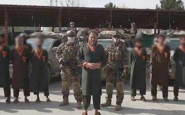 Leader of ISIS in Afghanistan arrested