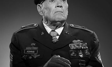 Medal of Honor recipient Bennie Adkins dies of COVID-19 at 86