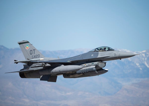 The Air Force is testing a new fragmenting alternative to cluster bombs