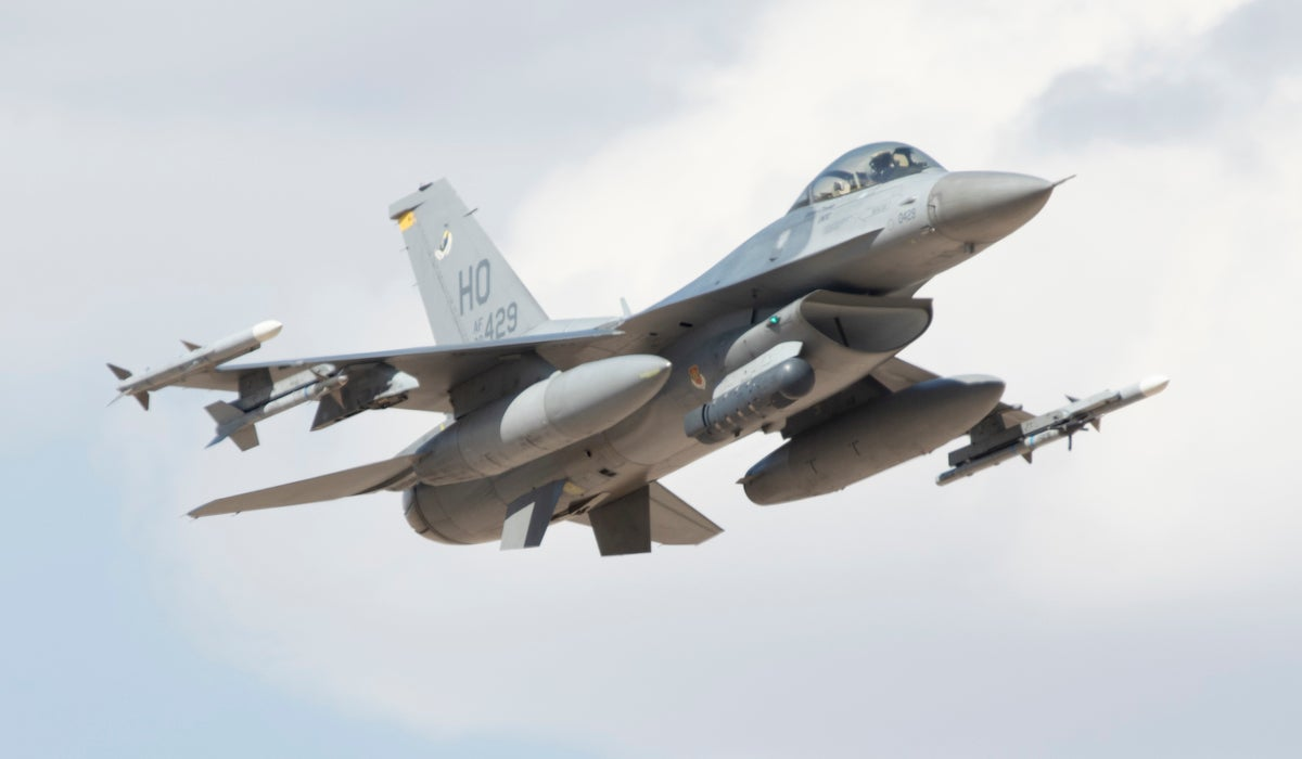 An F-16 strafed and killed a civilian contractor during a training exercise. His widow sued the US for millions and won