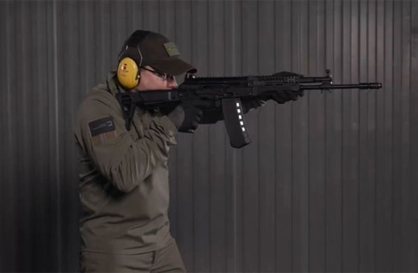 The company behind the AK-47 just unveiled a brand new rifle