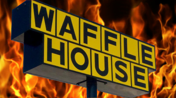 You know things are officially f*cked when Waffle House starts to close