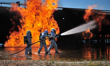 Dozens more military bases have suspected 'forever chemical' contamination