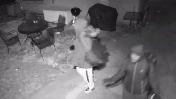 Cops arrest suspected burglars after soldier deployed to Iraq sees them on his Nest cam
