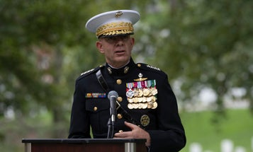 The Commandant of the Marine Corps is charging into the future, but some aren't ready for change