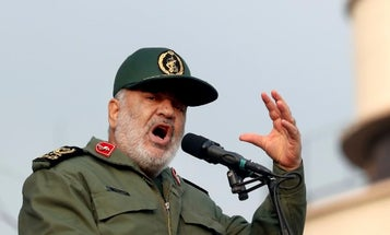 Iran's Revolutionary Guard chief threatens to go after Americans who killed top general