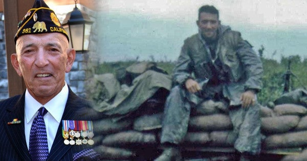 Senator pushes Medal of Honor upgrade for Marine sergeant who threw back enemy grenade in Vietnam