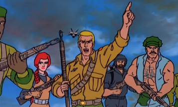 Knowing is half the battle: You can now watch the classic 80s 'GI Joe' cartoons for free on YouTube
