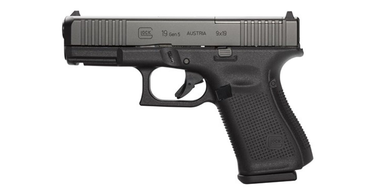 The Coast Guard is officially going Glock