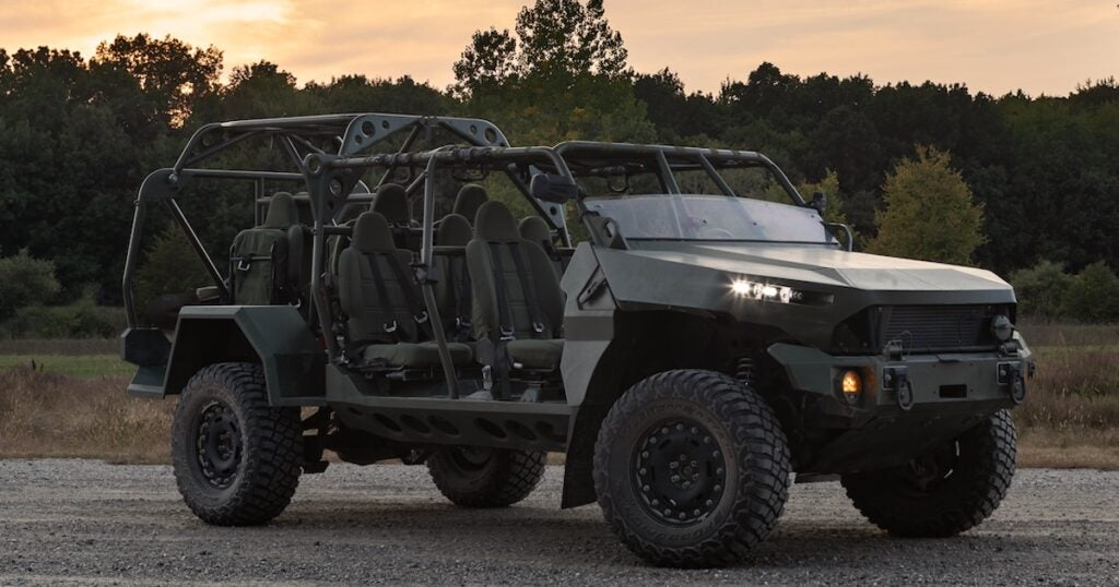 The Army's new infantry assault buggy is cramped as hell